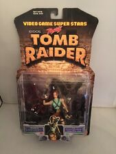 1997 Lara Croft Tomb Raider Item#44125  Action Figure ToyBiz Unopen Video Game