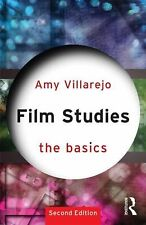 Film Studies: The Basics by Villarejo, Amy