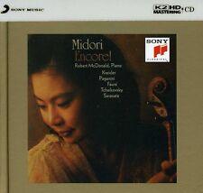 Encore! (K2hd Mastering) - Midori (2012, CD NUOVO)