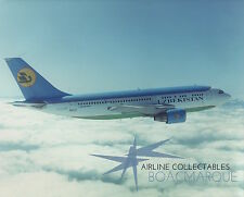 UZBEKISTAN AIRWAYS AIRBUS A310 LARGE PHOTO