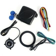 Car Engine Push Start Button RFID Lock Ignition Starter Keyless Entry Start