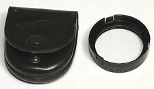 VOIGTLANDER  T FOCAR 7 LENS ATTACHMENT. WITH ORIGINAL CASE.