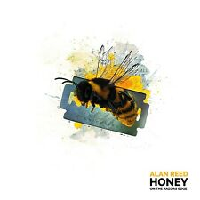 CD Alan Reed - Honey on the Razors Edge (Pallas / brand new)