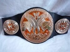 WWE TAG TEAM CHAMPIONS WRESTLING BELT / 2010 MATTEL