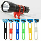 2X Bike Bicycle Phone Torch Light Pump iPod Water Bottle Holder Strap Band
