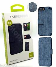 Genuine PureGear Built In Credit Card Express Folio Case For iPhone 6 4.7'' & 6S
