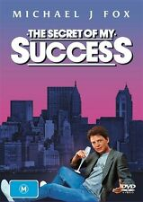 The Secret Of My Success (DVD, 2013)  LIKE NEW ... R 2&4