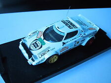 Lancia Stratos Kit montato Chiapatti Limited Edition 1:43 in scatola originale