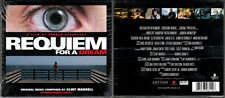 CD soundtrack REQUIEM FOR A DREAM Clint Mansell/Kronos Quartet+OST slipcover NEW