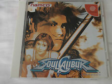 Locale DREAMCAST SOULCALIBUR-Giapponese