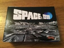 Space 1999 Base Set Of 54 Cards By Unstoppable Cards, Wrappers