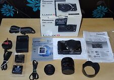 Panasonic LUMIX DMC-GF6 16.0MP - Kit w/ 14-42 mm HD Lens H-FS1442A