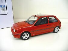 1:18 OTTO MOBILE FORD FIESTA mk3 RS TURBO ot120 NUOVO NEW
