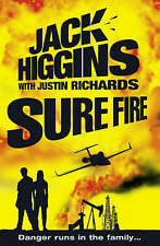 Sure Fire by Jack Higgins (Paperback, 2007)