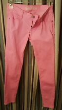 Old Navy Rock Star Hot Pink Skinny Jeans