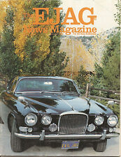 E JAGUAR Mag Oct 1982 - Lister Jaguar - 1969 E Type 2 + 2 - XJR - 5