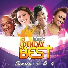 Bet Sunday Best 3 & 4 2013 by Bet Sunday Best ExLibrary
