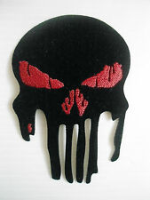 "Toppa Termoadesiva/Thermoadhesive Patch "" THE BLACK PUNISHER "" ( TOP 483 )"