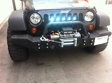 Jeep Wrangler JK M&R GRILL LED LIGHT KIT