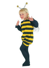 #BUMBLE BEE TODDLER CHILD FANCY DRESS 2-3YEARS ANIMALS & NATURE COSTUME