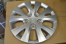 "NEW 15"" Honda CIVIC Hub Cap Caps Hubcap Wheel Cover 2011-2013 OEM GENUINE TR0A01"