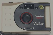 Vintage Vivitar Focus Free PN2011 Film Camera Panoramic/Normal