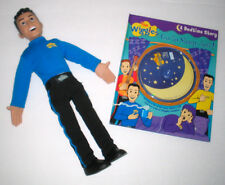 THE WIGGLES Singing Anthony Doll & Book with CD