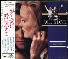 When I Fall In Love Soundtrack - Japan CD LLOYD PRICE JESSIE HILL HANK BALLARD