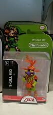 World of Nintendo Skull Kid 1-5 Jakks NEW Legend of Zelda Majora's Mask