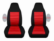2005-2011suzuki swift sport front car seat covers black/red/gray/yellow