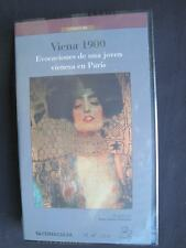 Viena 1900 Brand New VHS Movie Jean Louis Fournier Evocaciones de una joven