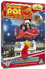 Postman Pat Special Delivery Service: Flying Christmas Stocking [DVD] Sealed