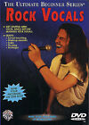 Learn to Sing ROCK VOCALS Singer Tutorial Music DVD VOICE TRAINING EXERCISES POP