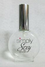 Simply Sexy Sex Attractant For Her Pheromone Body Fragrance Spray .5oz