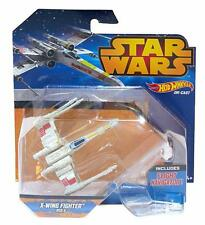 Hot Wheels Star Wars Starship X-Wing Fighter Red 5 Collectible Scale Collection