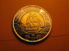 CANADA 2012 HMS SHANNON 1812 WAR OF 1812 COMMEMORATIVE $2 COIN