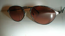 SERENGETI DRIVERS 5460Y - GLASS LENSES - JAPAN - SCROLL WORK ON  ARMS