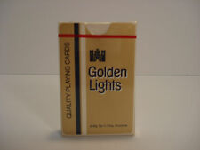 Golden Lights Cigarettes Playing Cards