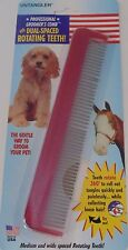 Professional Groomer's Comb Long Comb with Stainless Steel