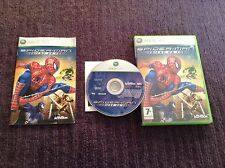 XBOX 360 GAME SPIDERMAN FRIEND OR FOE BOXED/COMPLETE