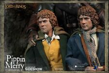 Pippin & Merry Sixth Scale Figure - Lord of The Rings - Sideshow  1/6