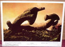 ALIEN 1979: Lobby Card US A3 (Alien Ship Landed) Sigourney Weaver Tom Skerritt