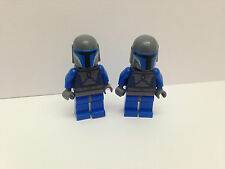 LEGO 7914 - 2 Star Wars Mandalorian Troopers / Mint Condition - 2 FIGURES