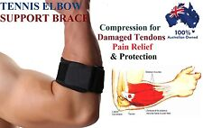NEW Tennis Golf Elbow Support Brace Strap Band Forearm Protection Tendon