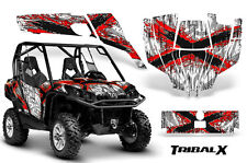 CAN-AM COMMANDER 800R 800XT 1000 1000XT 1000X GRAPHICS KIT DECALS TXRWPAD