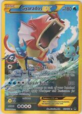 Pokemon TCG XY BREAKPOINT : GYARADOS EX 123/122 SECRET GOLD