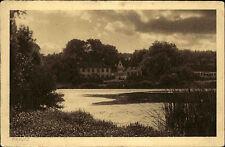 Raavad Raadvad Dänemark Danmark 1915 Dorf Häuser Wohnhäuser See Teich Gewässer
