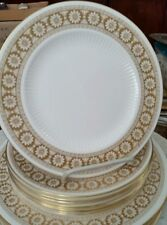 Wedgwood Marquerite Bread and butter plates set of 8