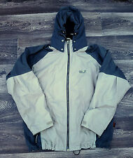 Mens Jack Wolfskin Outdoor Texapore Coat Excellent Condition Size Large
