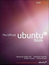 Official Ubuntu Book, The (6th Edition)-ExLibrary